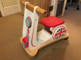 Ride on Retro scooter