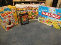 Assorted family games
