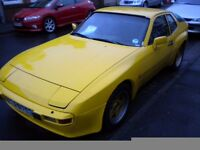 "Porsche 924 ""Carrera lookalike"""