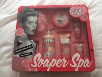 Soap and Glory Spa Gift Set