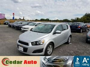 2012 Chevrolet Sonic LS - Managers Special London Ontario image 1