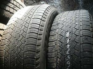 Two 265-60-18 tires $150.00