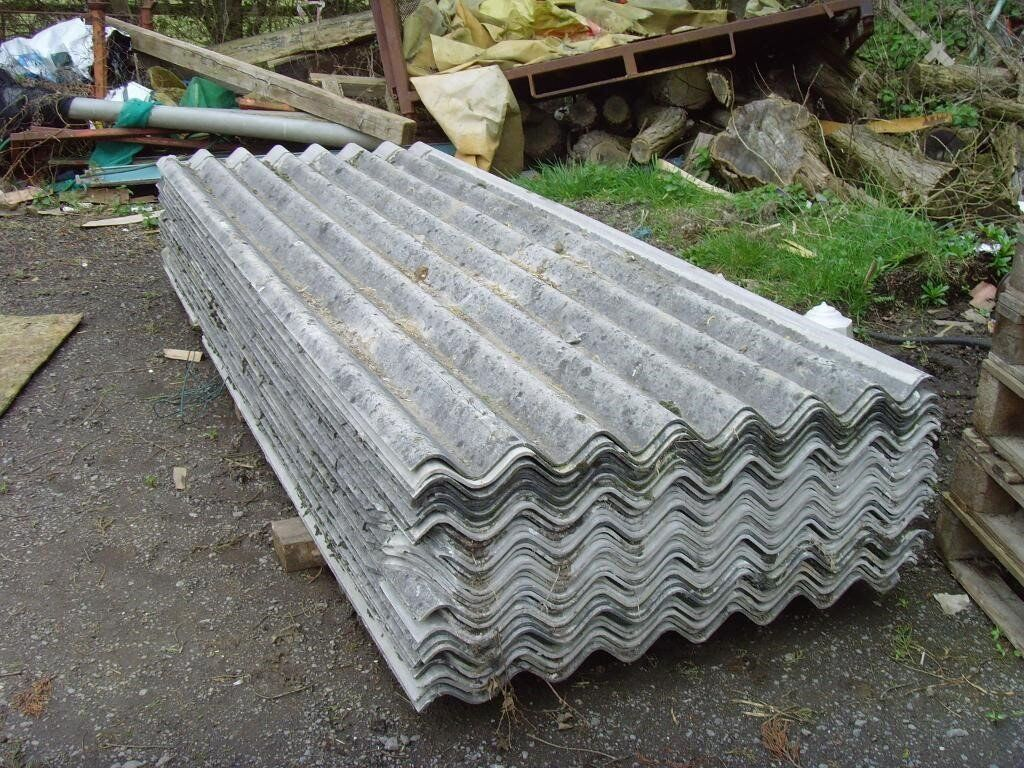 35 X 9ft 6 Quot Roofing Sheets Big Six Profile Non Asbestos