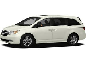 2012 Honda Odyssey Touring - Just arrived! Photos coming soon!
