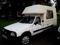 Citroen C15 Romahome Camper Van For Sale