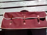 VINTAGE 1940'S SLAZENGER SPORTS RAQUET BAG
