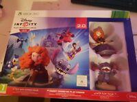 Disney Infinity 2.0 Disney Toybox Pack Starter Set (Xbox 360)