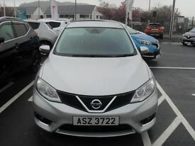 Nissan Pulsar N-CONNECTA DCI (silver) 2017-01-26