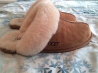 Genuine UGG slippers