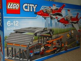 BRAND NEW LEGO 60103