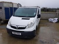 2007 vauxhall vivaro facelift model