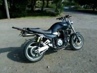Xjr 1200.streetfighter/bobber/chop