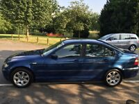 2003 BMW 3 Series 1.8 316i SE Automatic 4dr Mot HPI Clear PX Clarence