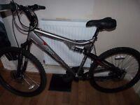 """Apollo FS Suntour gents 20""""frame mountain bike"""