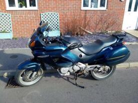 Honda Deauville 650 may swap