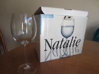 NATALIE RED WINE GLASSES