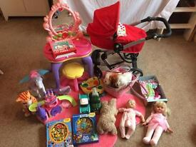 Selection of toys £35ovno