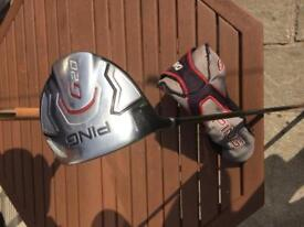 Ping G20 Left Handed Driver