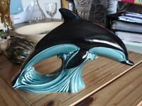 Poole Pottery Dolphin ornament