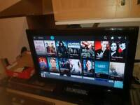 "Samsung Smart 32"" LCD TV FreeView 3 HDMI Full HD 1080p LE32B530P7W 22""-49"""