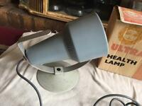 Philips Ultraphil Vintage Health Lamp Brand new -Box & Instructions £12