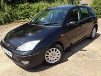 Ford Focus Ghia 2.0 Petrol Automatic Low Mileage Part Service History.
