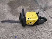 Hedge petrol trimmer