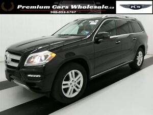 2015 Mercedes-Benz GL-Class ONLY 25600 KMS! GL450 4MATIC FULLY L