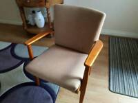 Parker knoll retro chair vgc