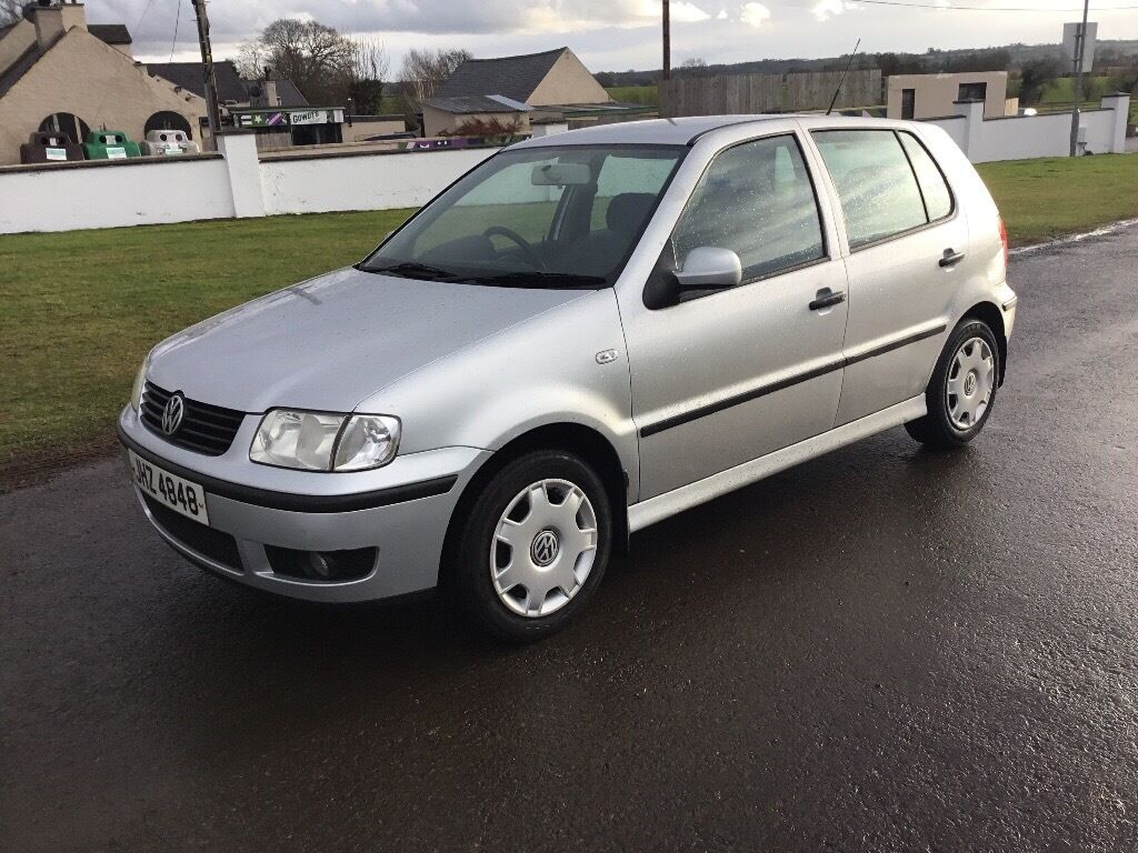 2001 volkswagen polo 1 4 tdi only 77000 miles motd jan 2018 in lisburn road belfast