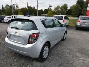 2012 Chevrolet Sonic LS - Managers Special London Ontario image 7