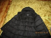 Woman's goose down North Face waterproof coat size M £125