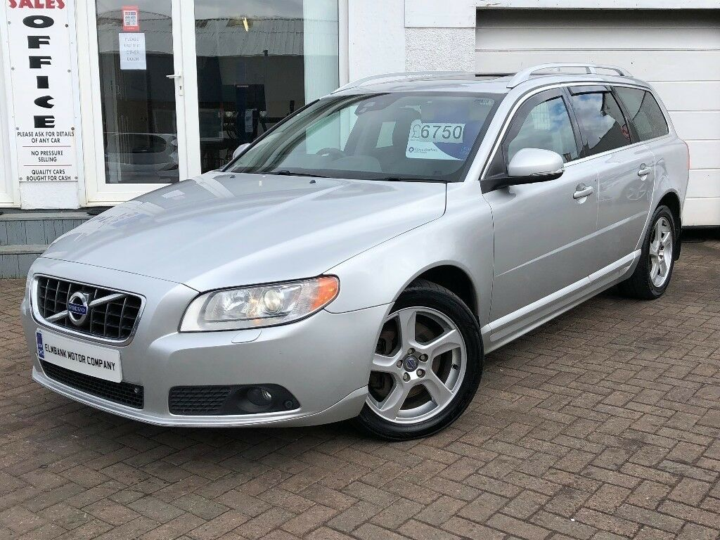 2012 12 volvo v70 2 4 d5 215bhp s s geartronic se lux fsh automatic d5 in ayr south. Black Bedroom Furniture Sets. Home Design Ideas