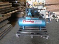 for sale clarke industrial compressor se16c 150