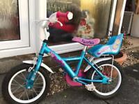 Girls Bike Age 4 - 7