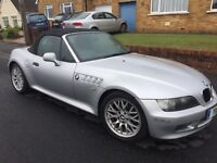 Z3 for sale due to move to London