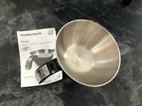 BNWB digital weighing bowl.