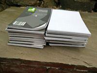 19 note books