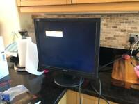 Pc monitor Philips 170s 16 inches