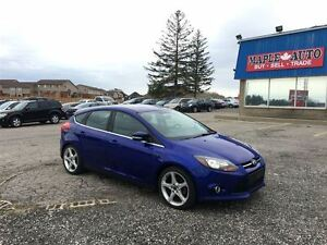 2013 Ford Focus Titanium - NAV - LEATHER - MOONROOF