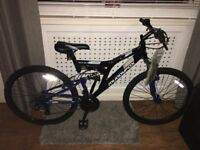"Mens/teens 26"" bike"