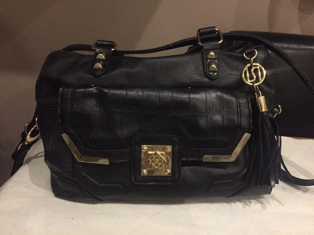 River island black Handbag