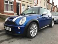 Mini Cooper S 1.6 Supercharged 170bhp (chilli pack)