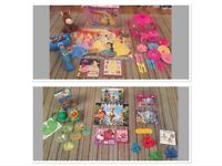 Games/puzzles/jigsaw./toys/disney. Pop Goes Froggio/hello Kitty/ice Age/Peter Pan/mosaic