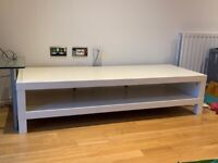 IKEA TV Stand white - very good condition