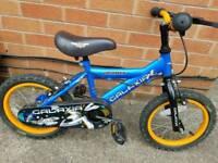 Boys 14 inch bicycle bike