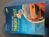 Theory test book and cd-rom