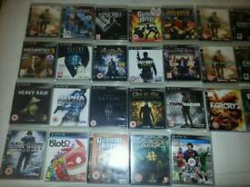 Ps3 games for swaps only