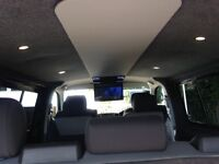 VOLKSWAGEN T5 CARAVELLE CONVERSION 7 SEATER