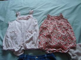 BABY CLOTHES BUNDLE (6-9 MTHS) - GIRLS